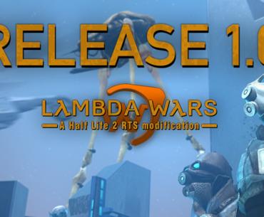 Nombre y actualización de Lambda Wars.