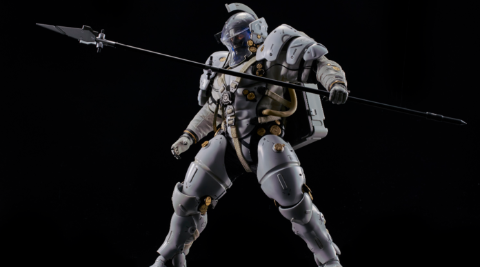 Figura Ludens de Kojima Productions.