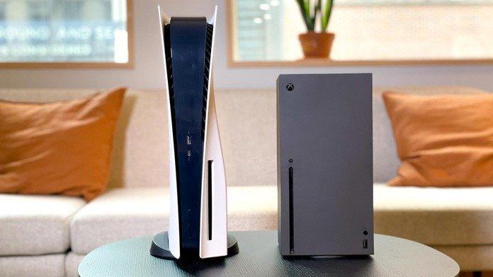PS5 y Xbox Series X.