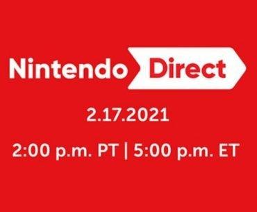 Fecha y Hora del Nintendo Direct.