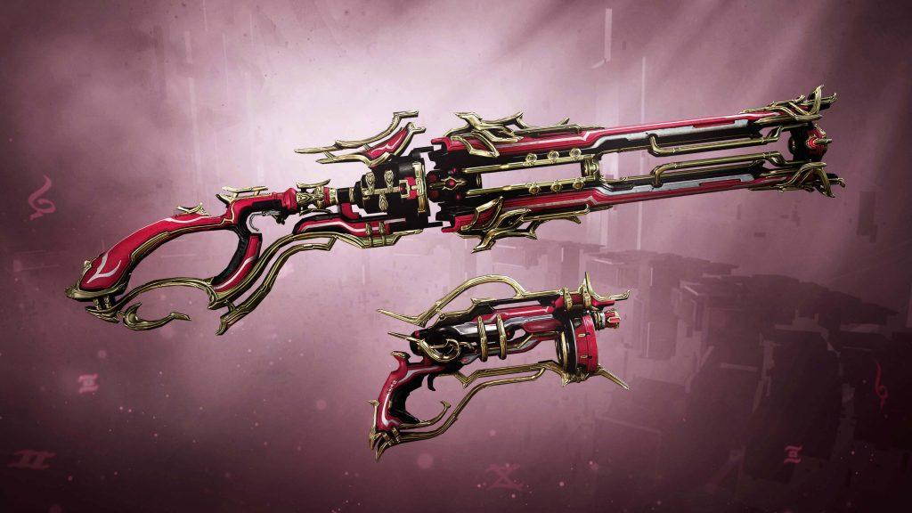 Imagen promocional de armas de Octavia.