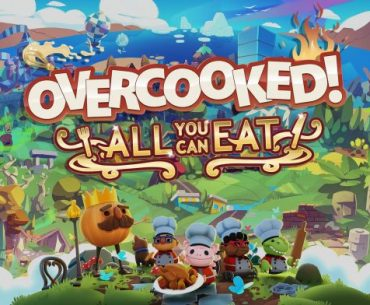 Portada de Overcooked All You Can Eat