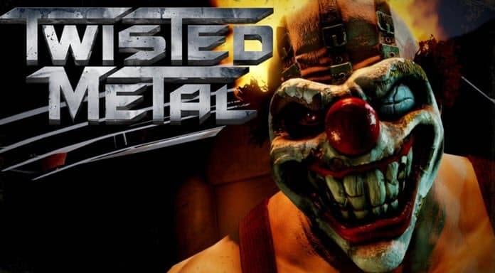 Imagen de un payaso villano de Twisterd Metal