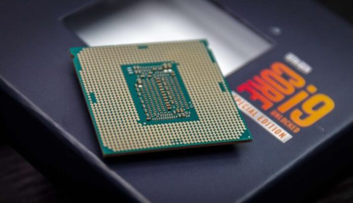 Procesador Intel.