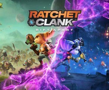 Portada de Ratchet & Clank,