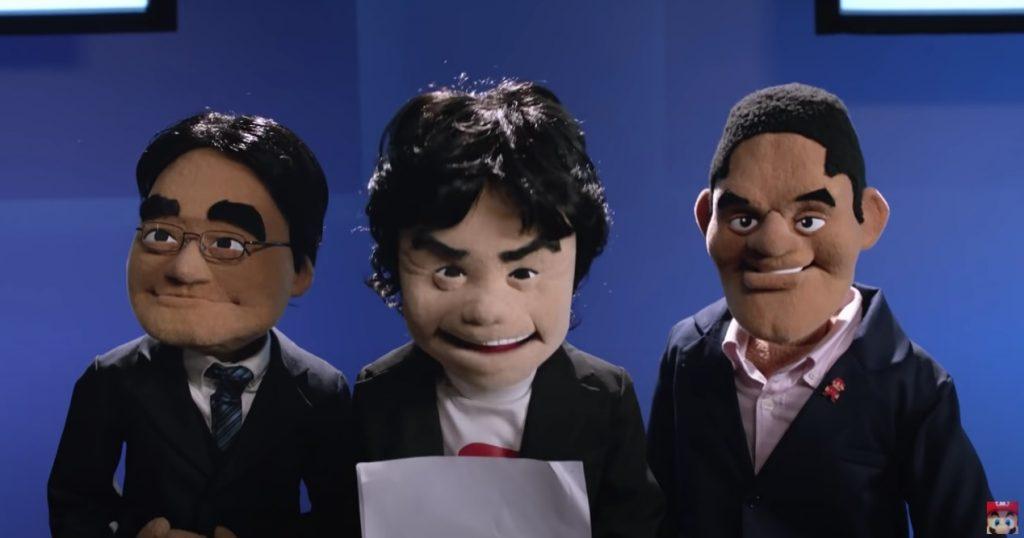 Reggie en la E3 del 2015.