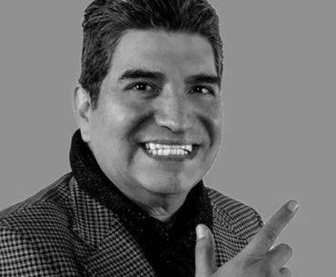 Ricardo Silva sonriendo