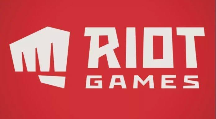 Logo de Riot Games