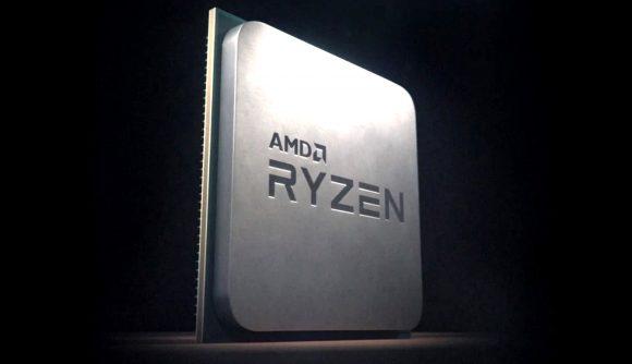 Imagen promocional de procesador Ryzen.