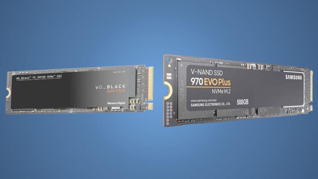 SSDs M.2.