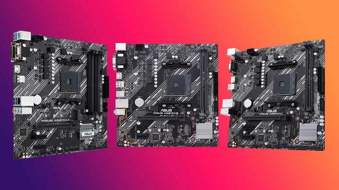 Tarjetas madre de AMD.