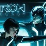 Portada de Tron: Legacy.