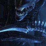 Un xenomorfo de Alien