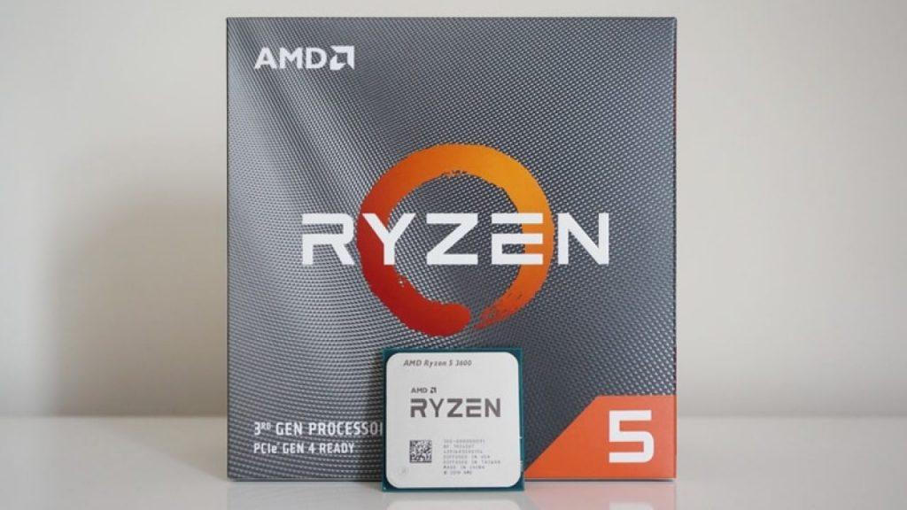 Procesador AMD 5600.