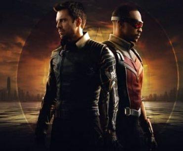 Sam y Bucky en una escena de Falcon and the Winter Soldier