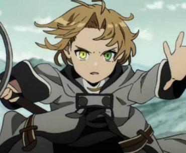 Captura de pantalla de Mushoku Tensei Isekai Ittara Honki Dasu