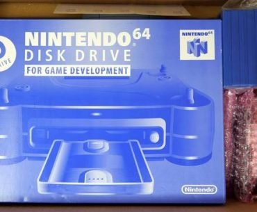 Kit de desarrollo de N64DD.