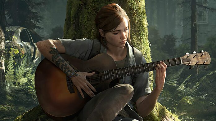 Ellie The Last of Us 2