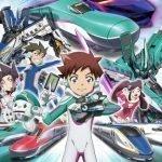 Imagen promocional de 'Shinkansen Henkei Robo Shinkalion Z the Animation'.