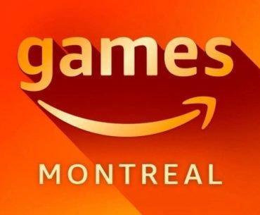 Logo de Amazon Games Montreal.