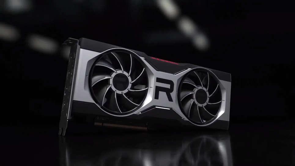 AMD 6700 XT.