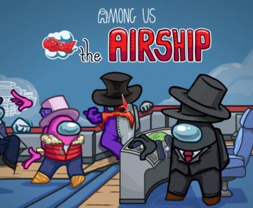 Portada de Airship de Among Us.