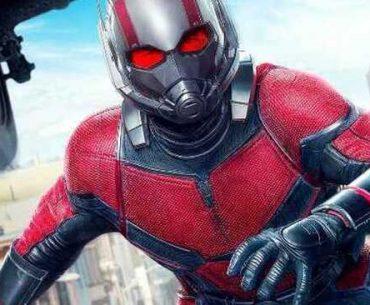 Ant-Man del MCU.