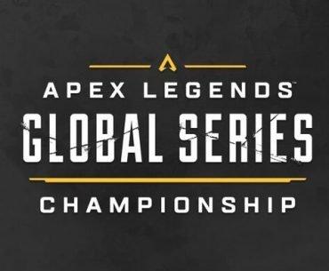 Póster del Apex Legends Global Series.