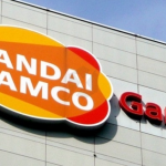 Logo de Bandai Namco.