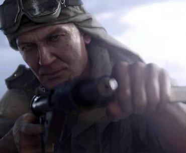 Cinemática de Battlefield 5.