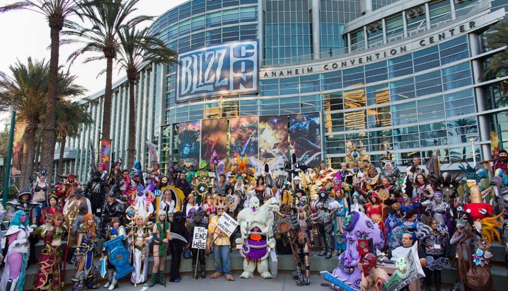 BlizzCon 2019.