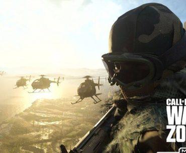 Imagen promocional de Warzone.
