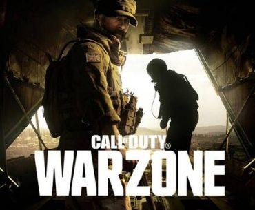 Arte de Warzone.