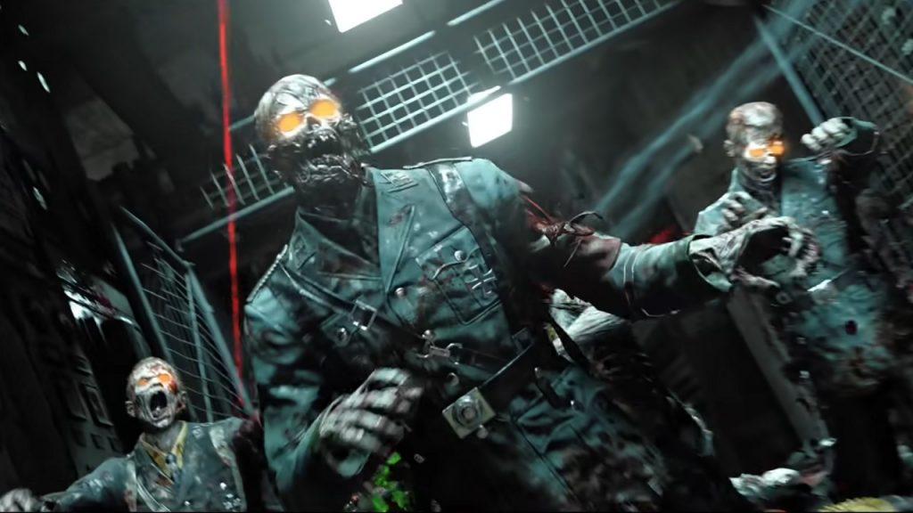 Imagen promocional de zombies en Warzone.