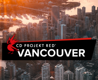Logo de CDPR Vancouver.