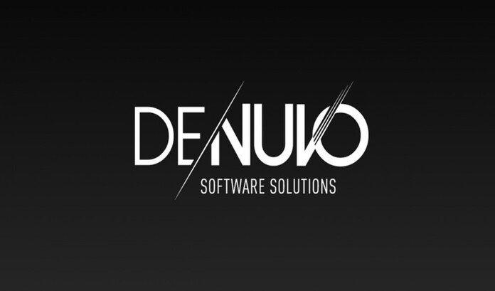 Logo de Denuvo.