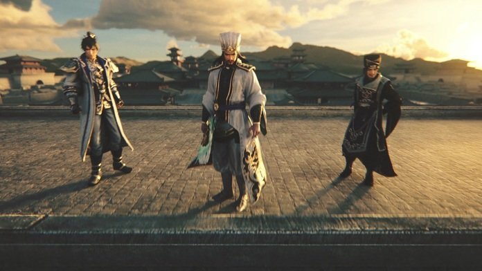 Tráiler de Dynasty Warriors 9: Empire.
