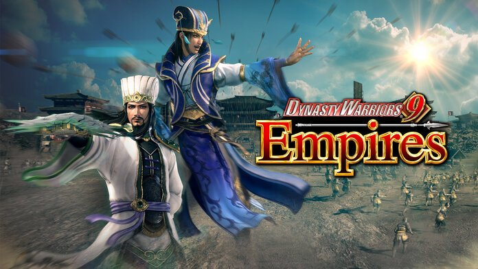 Portada de Dynasty Warriors 9: Empire.