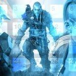 Imagen de Halo, Assassin's Creed y Cyberpunk 2077.