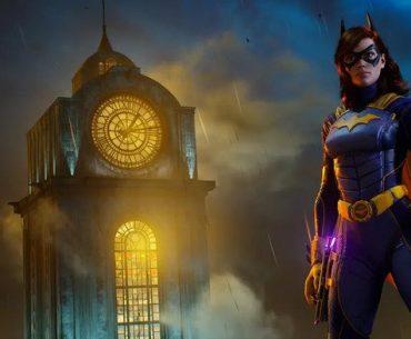 Batgirl de Gotham Knights.