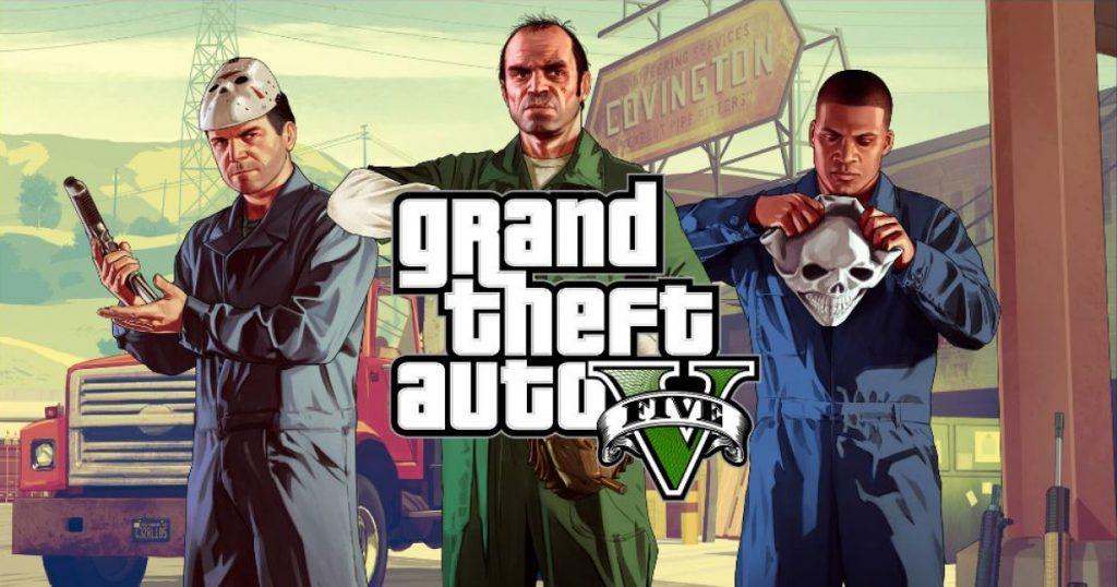 Personajes de GTA Online.