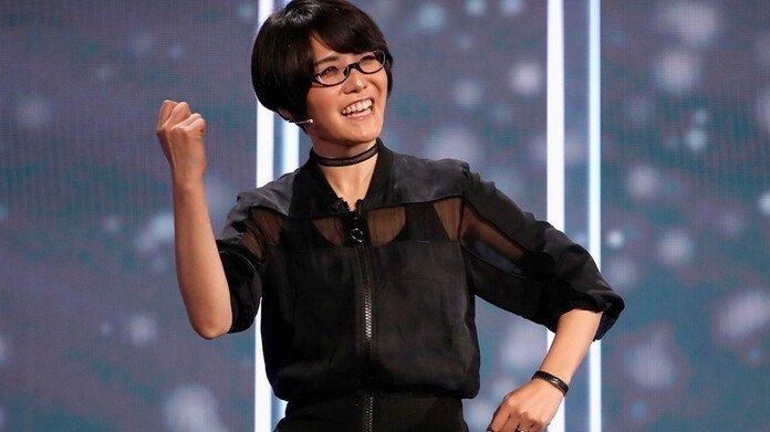 Ikumi Nakamura en la E3 2019.
