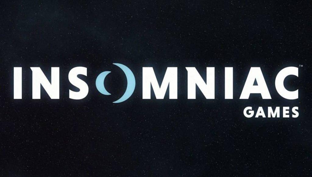 Logo de Insomniac Games.