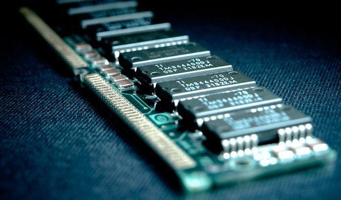Módulo RAM.