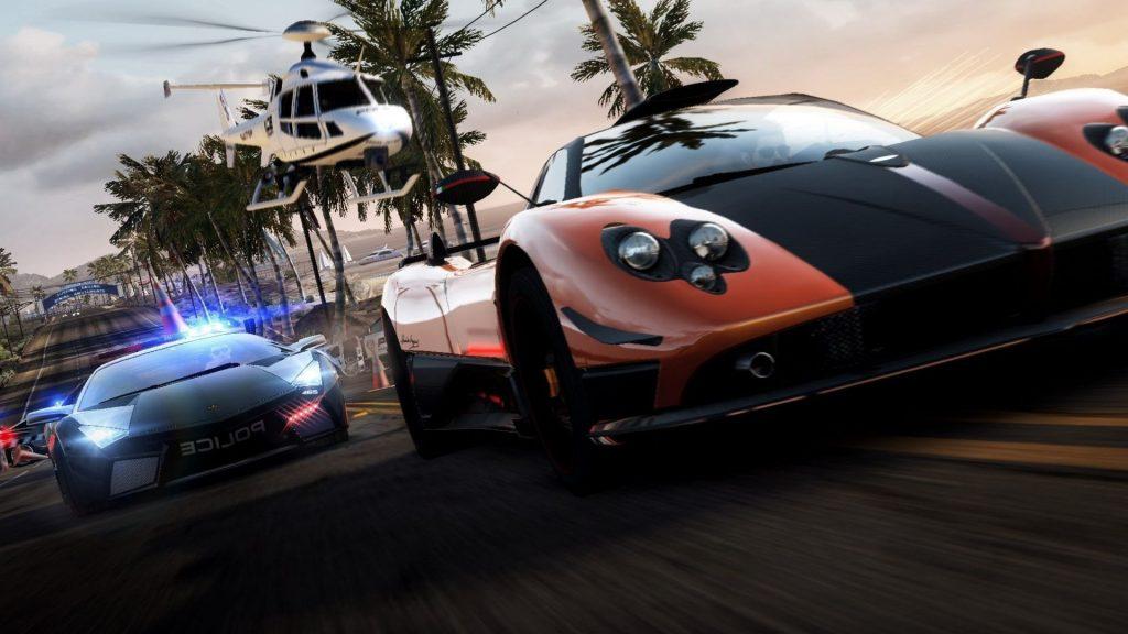 Imagen de saga Need for Speed.