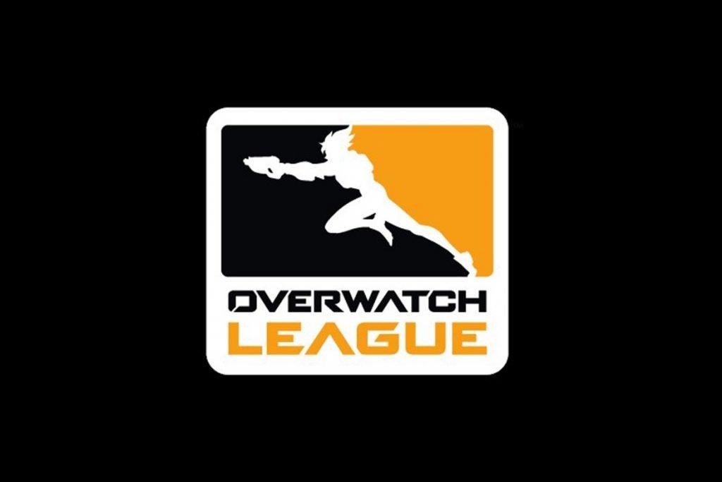 Logo de Overwatch League.