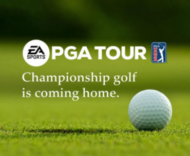 Imagen promocional de EA y PGA Tour.