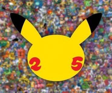 Aniversario de Pokémon.