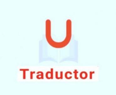 Logotipo de la aplicación Traductor U
