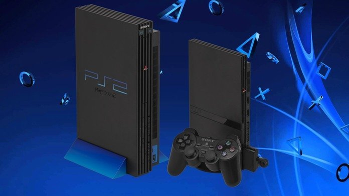 Consolas PS2.